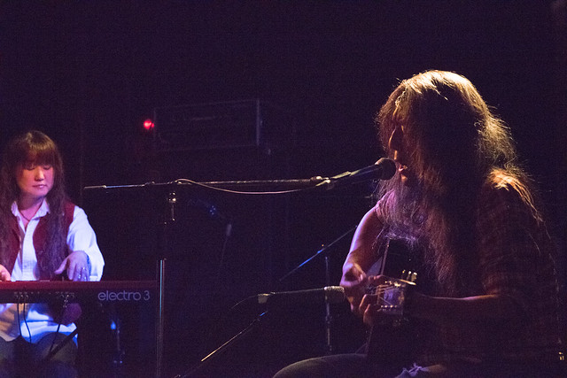 O.E. Gallagher live (duo) live at Club Mission's, Tokyo, 21 Aug 2016 -00021