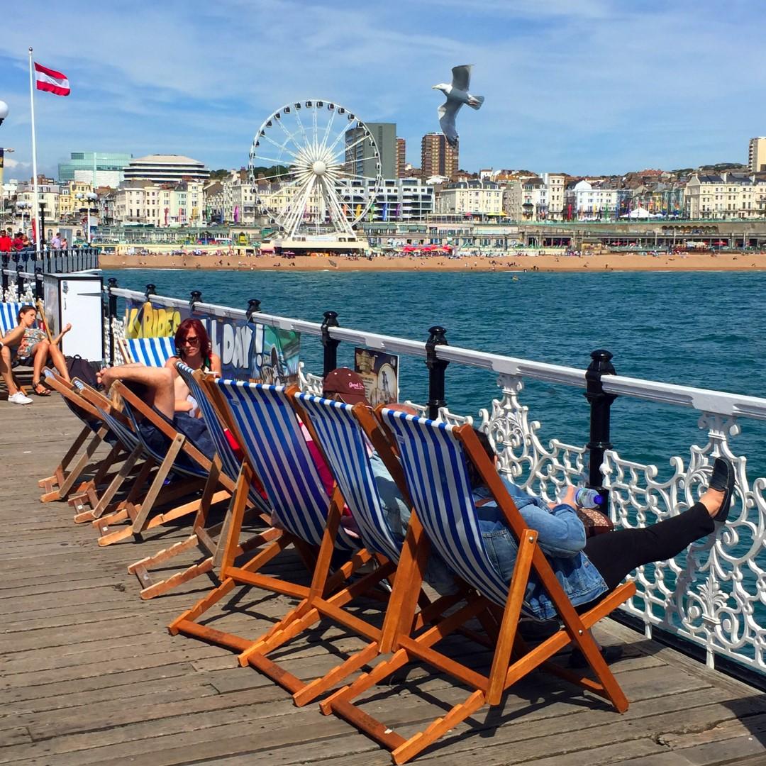 Orgullo Gay de Brighton brighton - 28867406476 e87c985299 o - Brighton, la playa de Londres