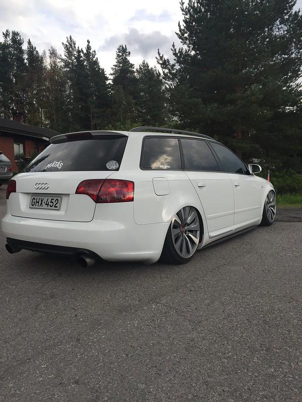 Zoml: Audi A4 B7 Avant //Mätäs Crew - Sivu 4 29296178972_c319a19870_c