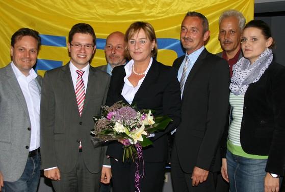 Kreiswahlversammlung zur Bundestagswahl