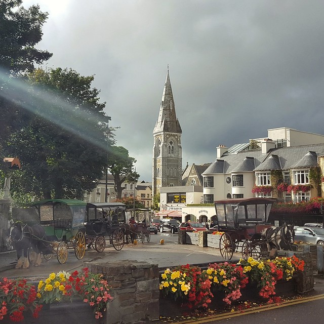 In Killarney