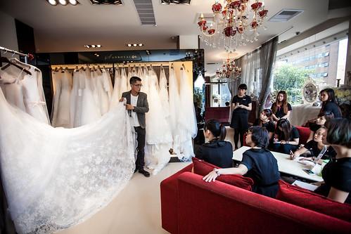 【高雄禮服秘書評價推薦】聖羅雅麗緻婚紗禮服秘書~新娘們的神仙教母 (9)_上課