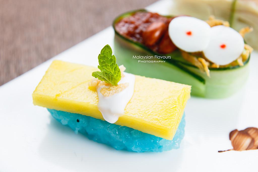 Ruyi & Lyn Bangsar sushi