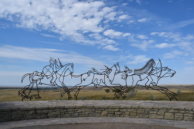 Native American Memorial, Little Big Horn National Memorial