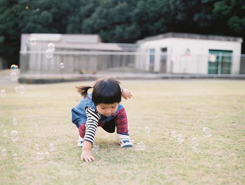 my little girlfriend-#四日市、シャボン玉