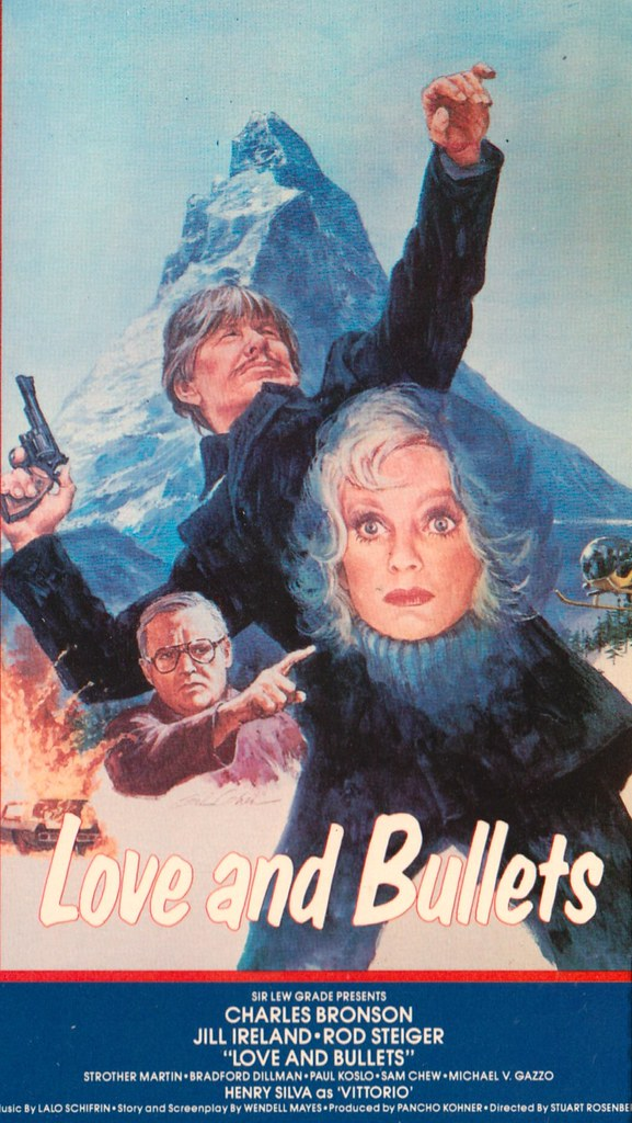 Love and Bullets - Poster 4