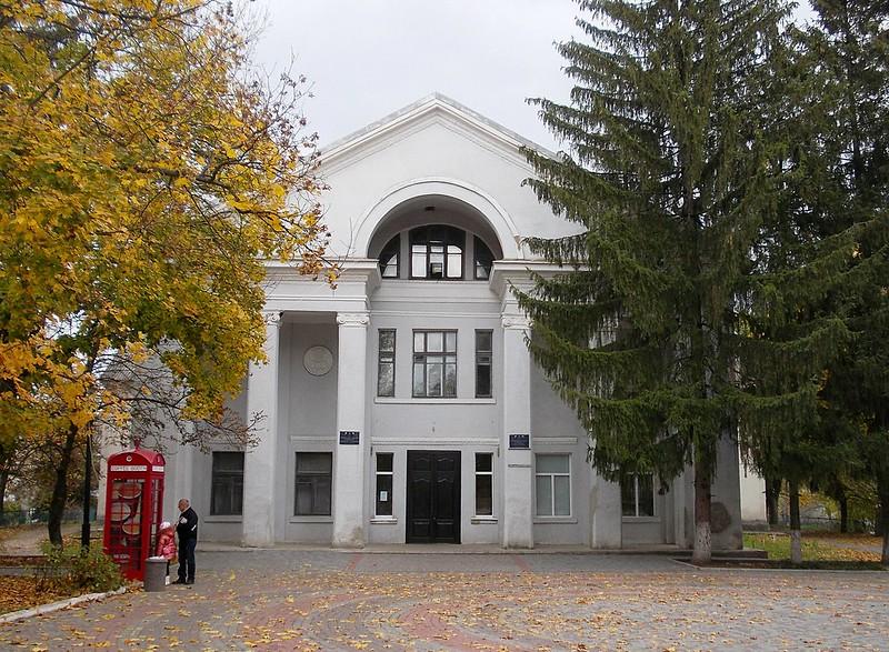 Нова Водолага. Будинок культури