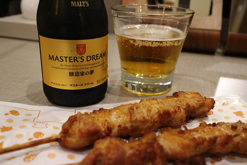 SUNTORY PREMIUM MALT'S 醸造家の夢,我很喜歡。