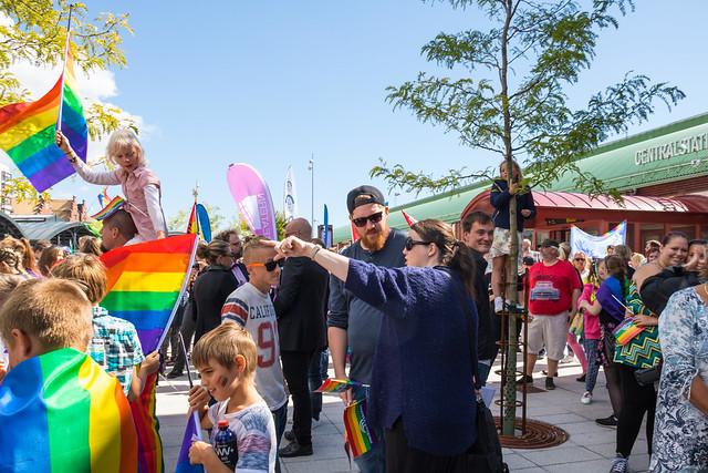 Trelleborg Pride 2016