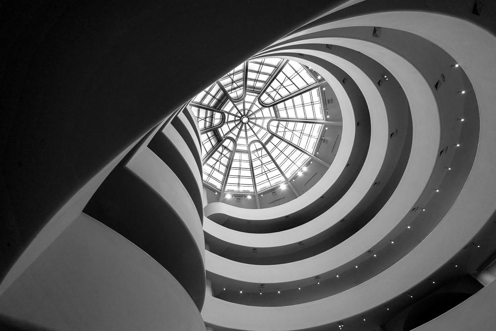 Guggenheim Museum, NYC DSC02533-Edit