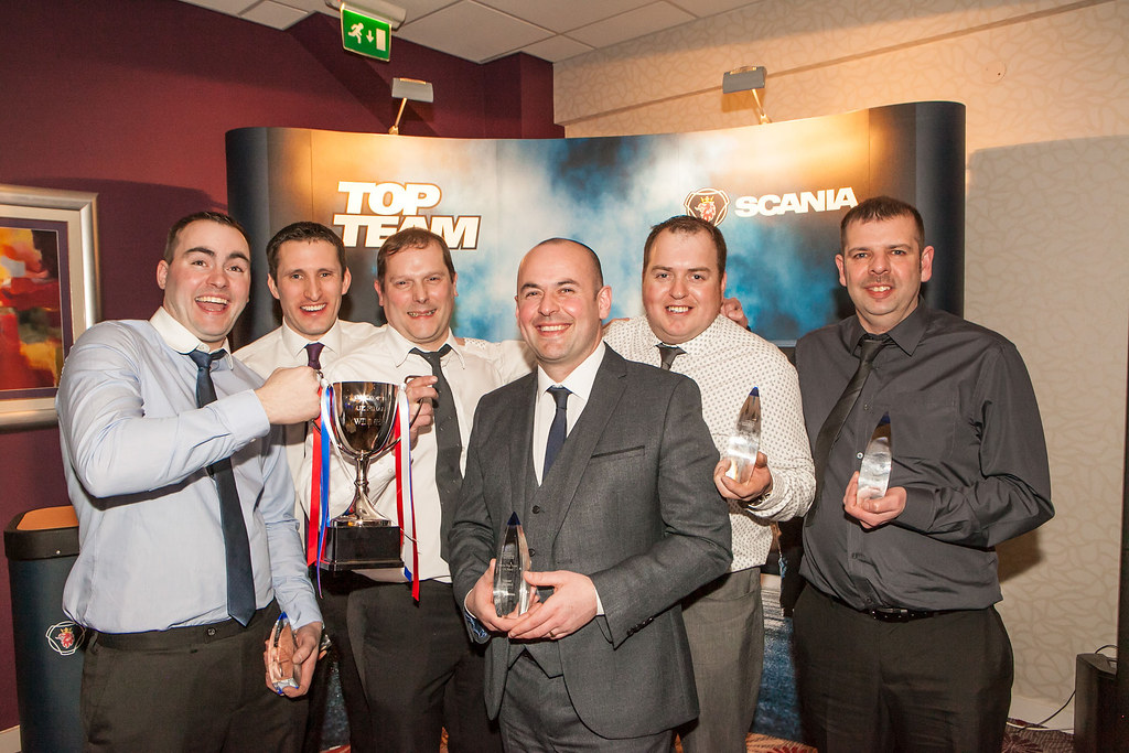 Scania Top Team 2015