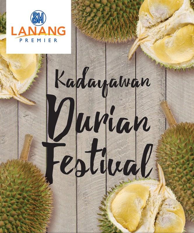 Durian Festival SM Lanang