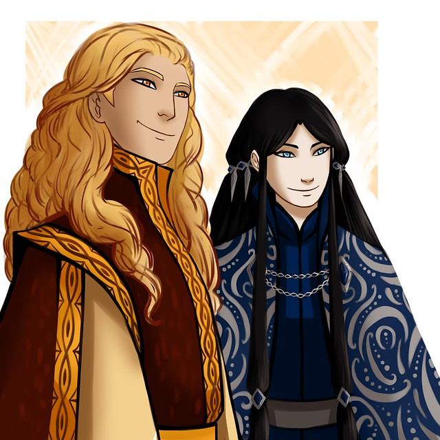 sauron and ilmare