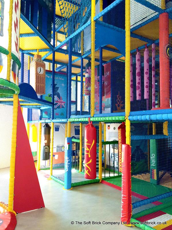 Finished Soft Play Installation in Shenzhen