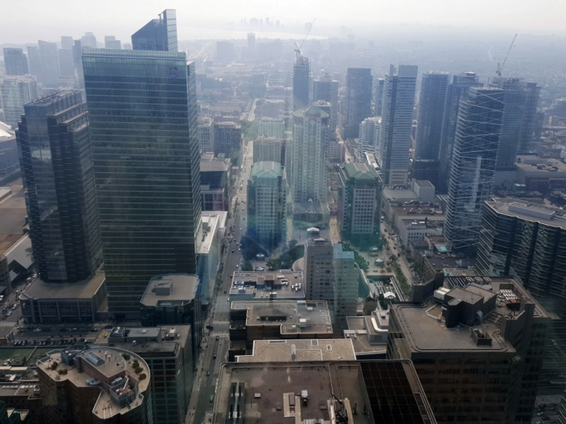 View from the Top Toronto