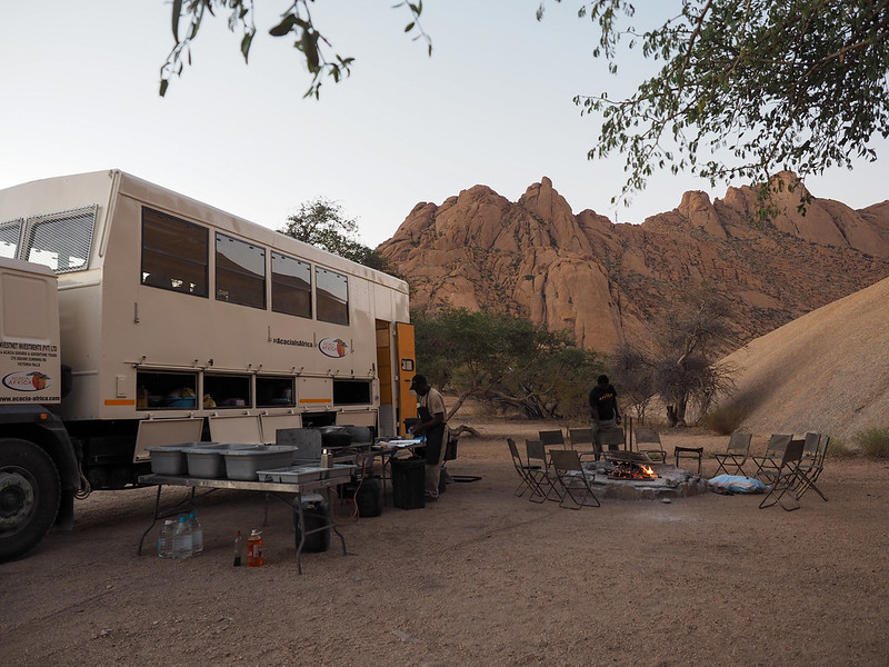 Overlanding in Namibia with Acacia Africa