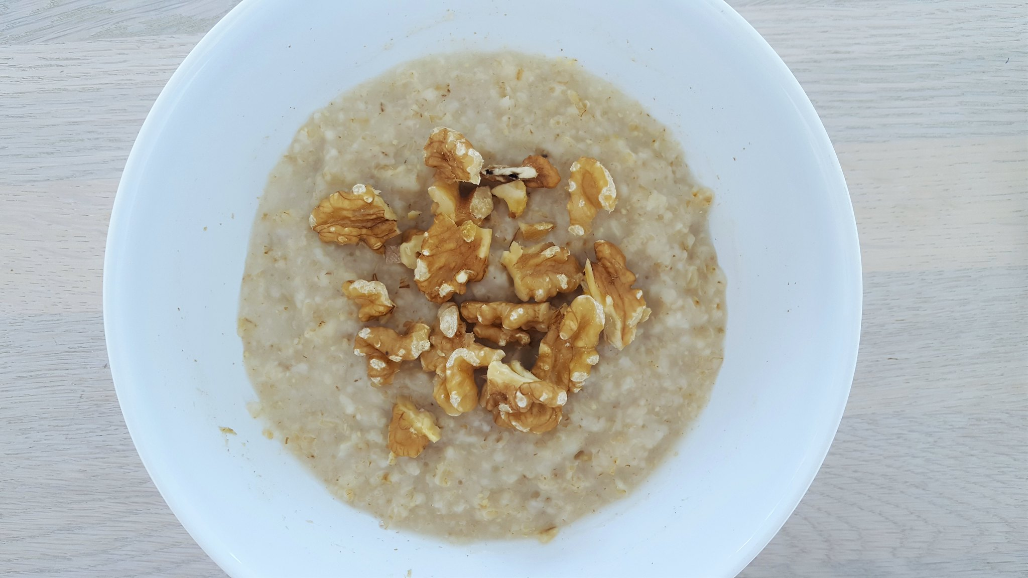 Recipe for Homemade Oatmeal in Microwave oven