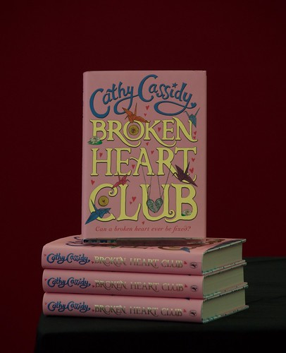 Cathy Cassidy, Broken Heart Club