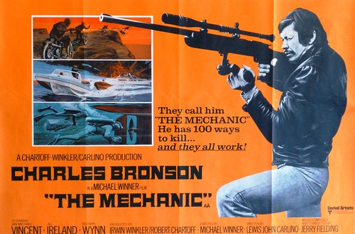 The Mechanic - 1972 - Poster 5
