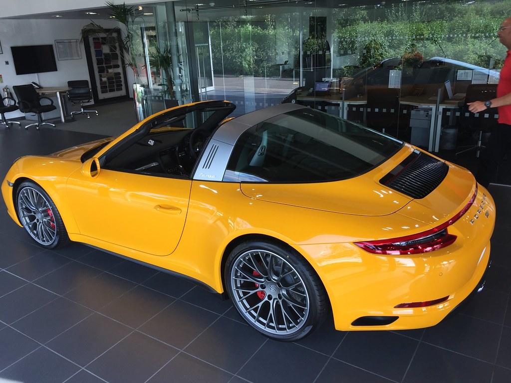 Silverstone Porsche