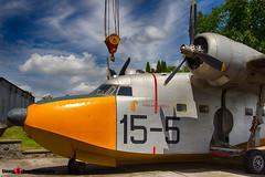 MM50179 15-5 - 68 - Italian Air Force - Grumman HU-16A Albatross - Italian Air Force Museum Vigna di Valle, Italy - 160614 - Steven Gray - IMG_9825_HDR