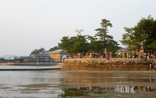jp16-Myajima-Torii-coucher du soleil  (6)
