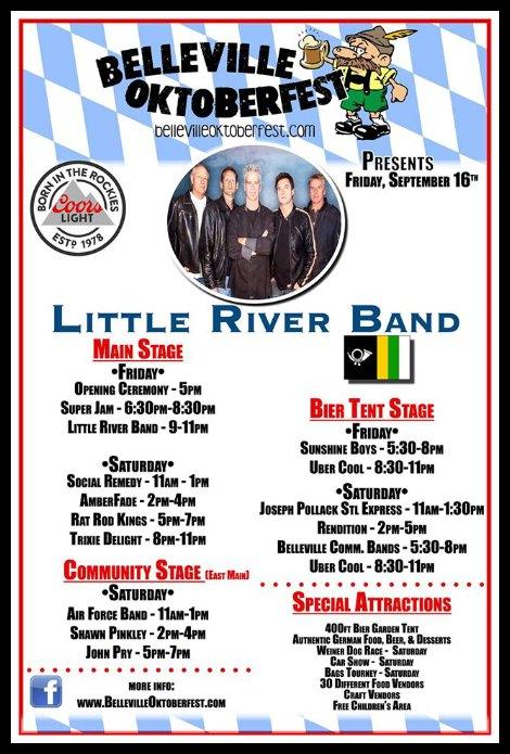 Belleville Oktoberfest 9-16, 9-17-16