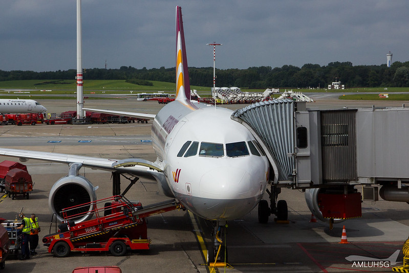 Germanwings - A320 - D-AIPZ (1)