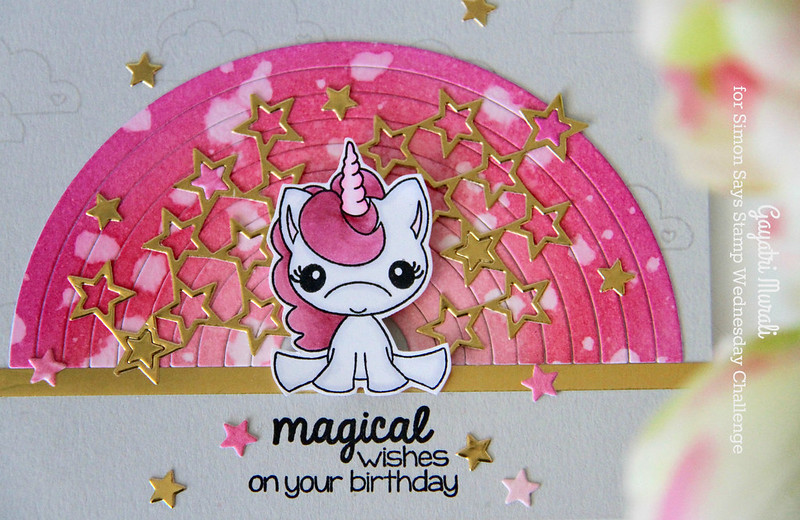 Magical wishes flat closeup1