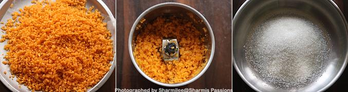 How to make Motichoor Ladoo Recipe - Step7