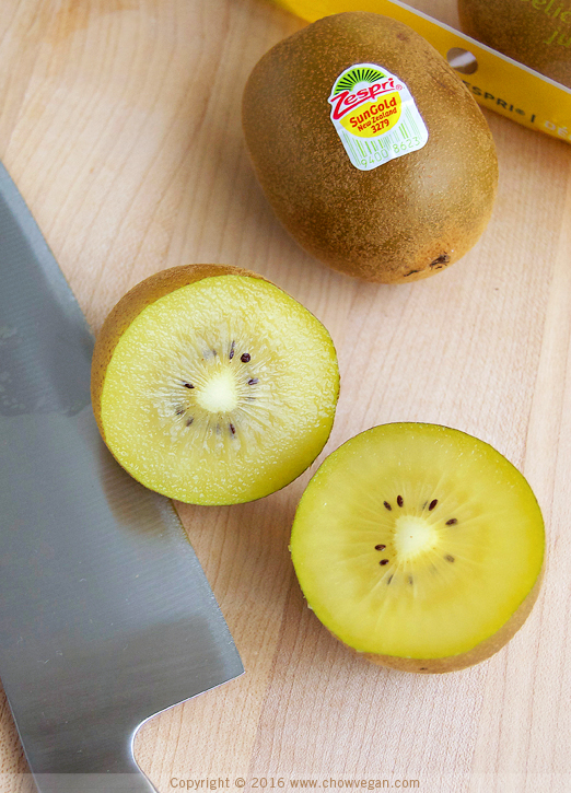 Sungold Yellow Kiwi