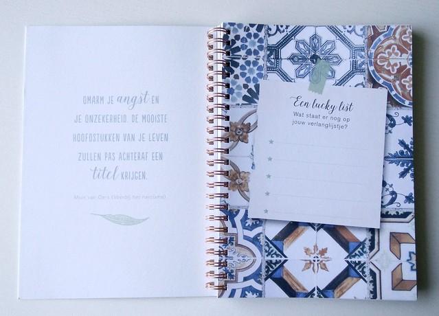Inspirerend leven notebook 3