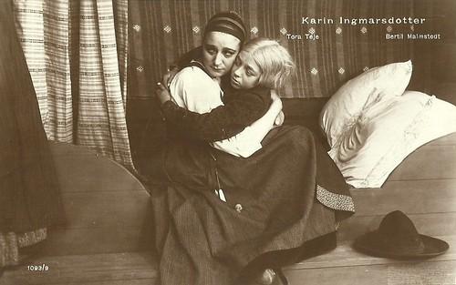 Tora Teje in Karin Ingmarsdotter