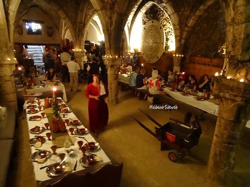 Provins & son banquet des troubadours