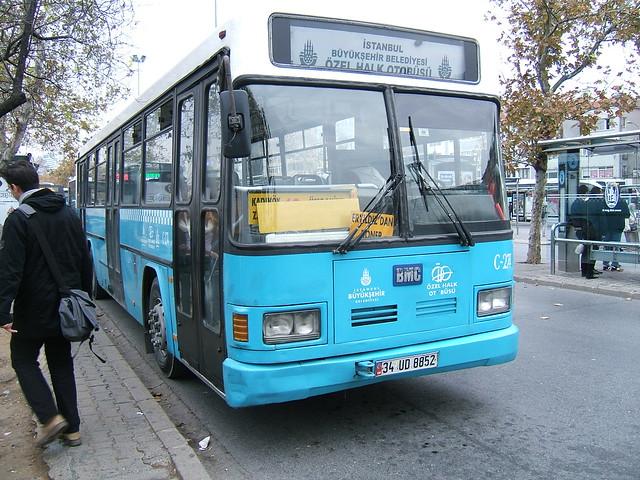 BMC- locally built bus