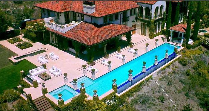 Шикарная недвижимость Хайди Клум в Калифорнии