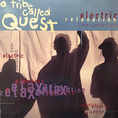 A TRIBE CALLED QUEST:ELECTRIC RELAXATION(JACKET A)