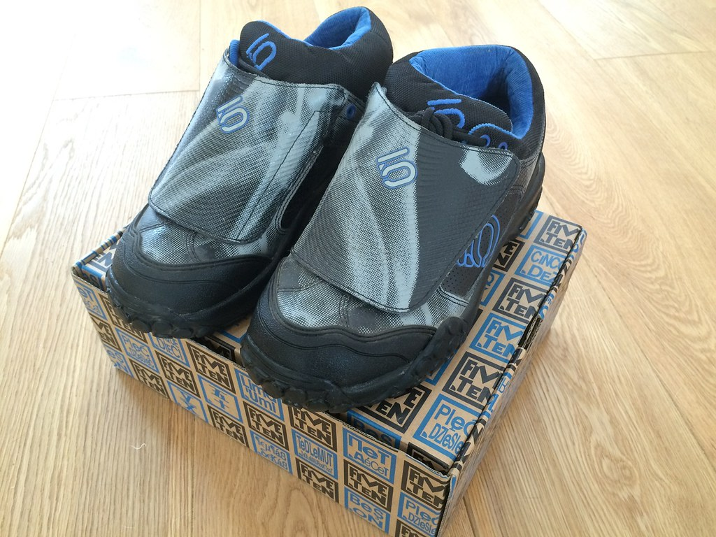 Like New Five Ten Karver Shoes Size 7 Singletrack Magazine