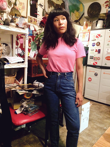 Ana's Mom Jeans (July 9 2015)