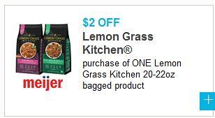 Lemon Grass Kitchen Frozen Entrees
