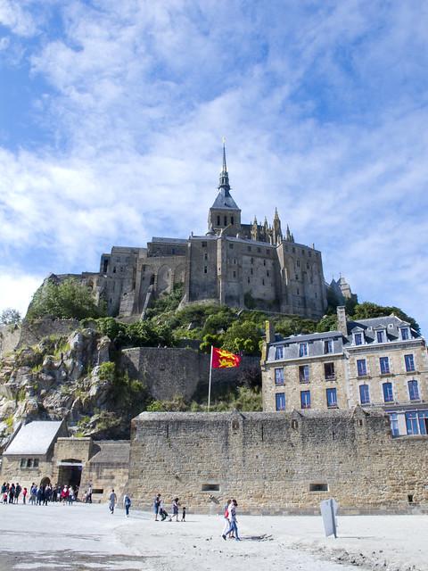 Mont Saint Michel 2016117