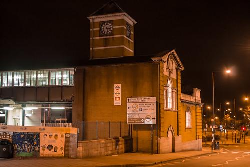 Harrow & Wealdstone Station, HA3