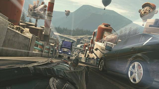 PlayStation VR Worlds, PS VR