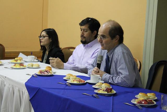 Presentación Nueva institucionalidad indígena