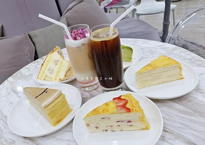 0 LadyM千層蛋糕 香港必吃美食