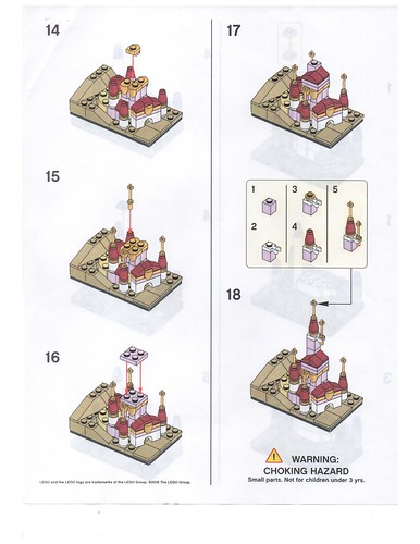 LEGO Disney Princess Belle's Castle