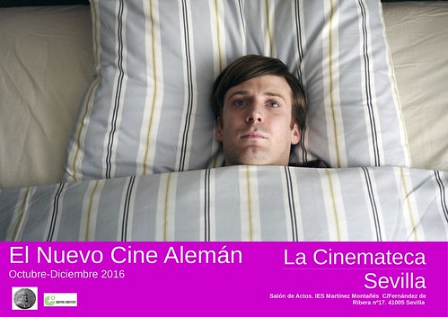Cartel El Nuevo Cine Alemán
