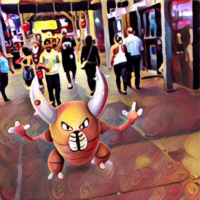 Pokemon Go Prisma