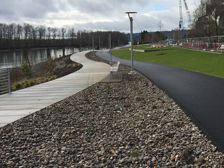 South Waterfront Greenway path-6