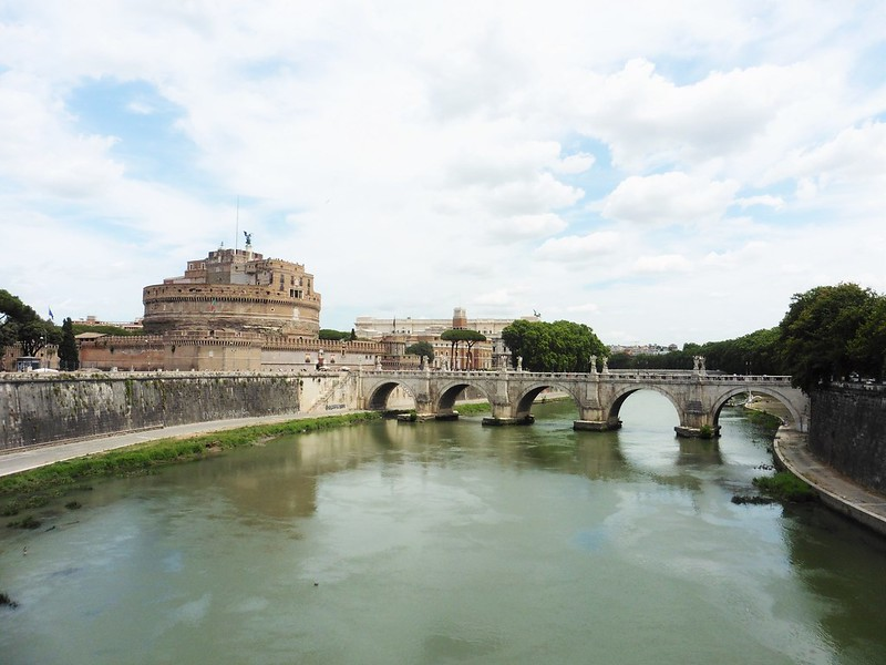 River view, Rome